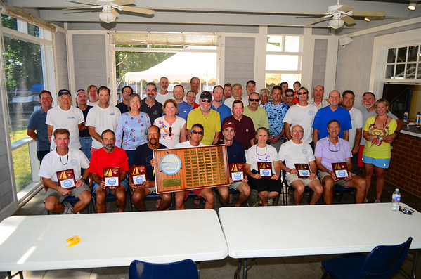 Chesapeake Bay Laser Masters Sailors