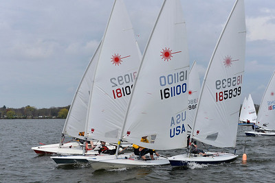 May Madness Laser Regatta 2014