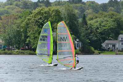 Memorial Day Windsurfing Regatta 2014