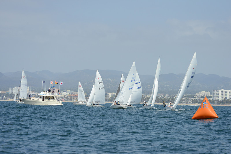 Spring Invitational Regatta, Sunday April 13, 2014, Marina del Rey, CA.