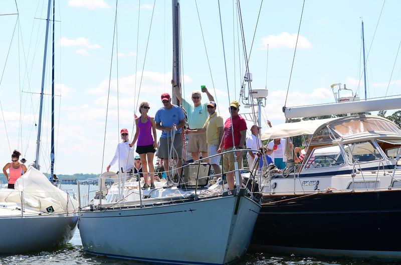 5/24 Open House Regatta Wavelength Crew