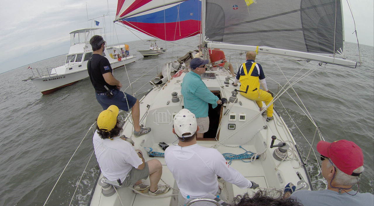 5/10 FBYC Offshore Spring Series #2