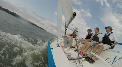 6/26 FBYC J/70 Friday Night