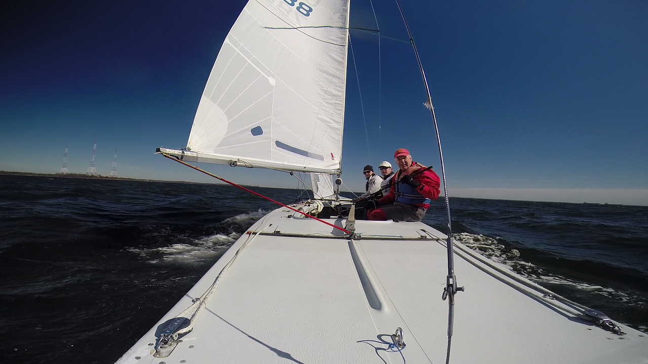 2/22/2014 SSA Soling Frostbite 1