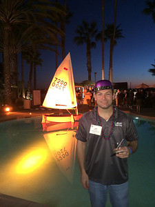 2/5 US Sailing Leadership Forum Welcome Reception - Jon