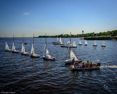 2015 KYC Jr. Sailing Regatta