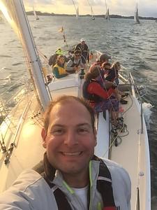 6/6 FBYC Moonlight Race aboard Double Eagle