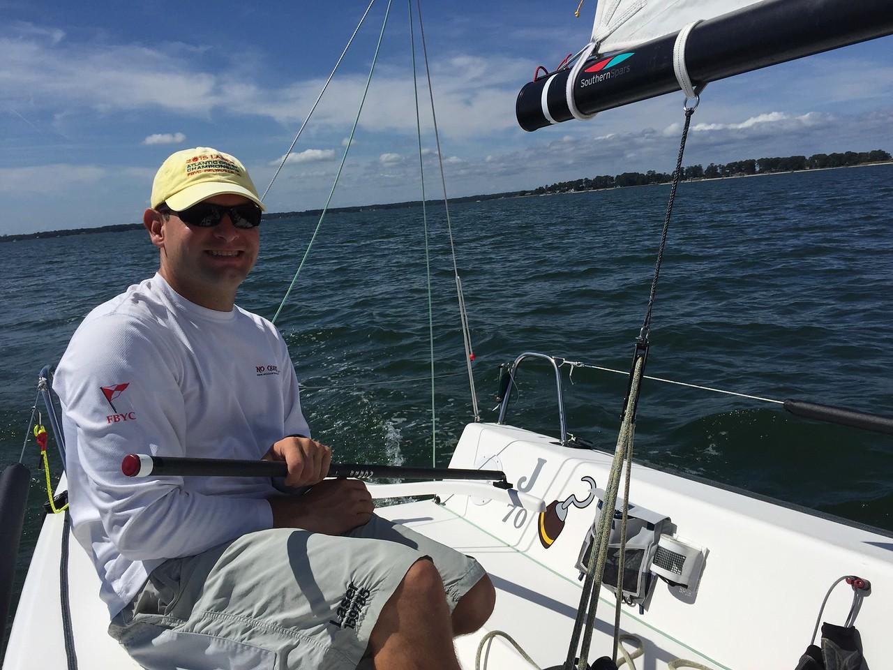 9/7 J/70 Afternoon Sail