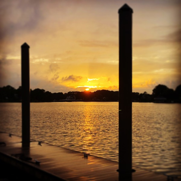 Jackson Creek Sunset