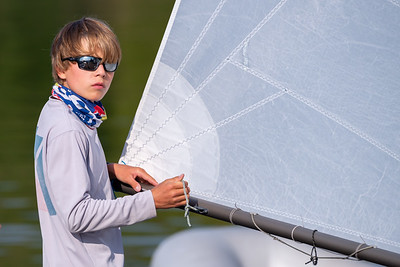 2020 Seahorse Optimist Regatta hosted by ABYC