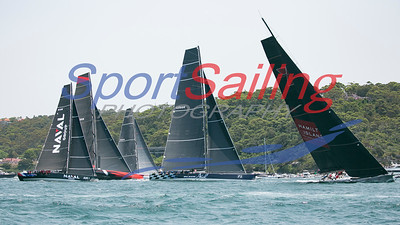 75th Rolex Sydney to Hobart Yacht Race