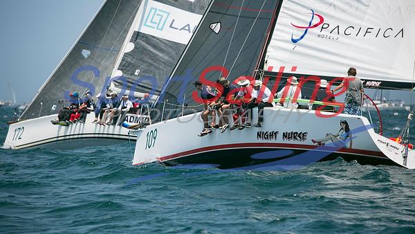 75th Rolex Sydney to Hobart Yacht Race