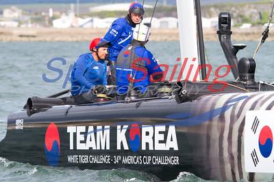 White Tiger Team Korea