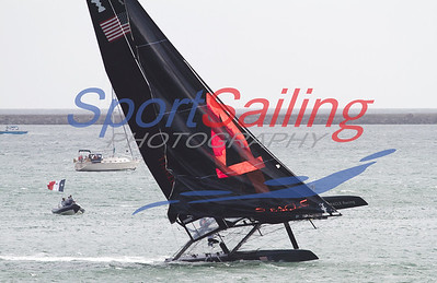 Spithill Oracle Racing