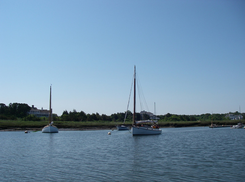 Sesuit Harbor, in East Dennis on Cape Cod