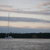 The tallest rig, proportionally, that I have ever seen!  Swans Island, Maine.  August, 2012.  Photo: Shemaya Laurel