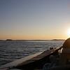 Sailing east, Casco Bay, ME.  July, 2012.  Photo: Shemaya Laurel