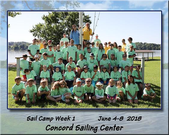 Concord Sail Camp 2018