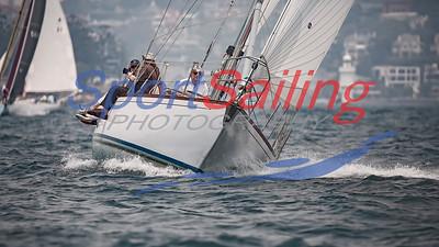 Caprice of Huon - CYCA Classic Boat Regatta 2019