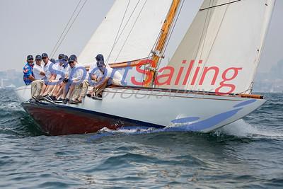 Defiance - CYCA Classic Boat Regatta 2019