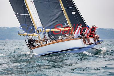 Katwinchar - CYCA Classic Boat Regatta 2019