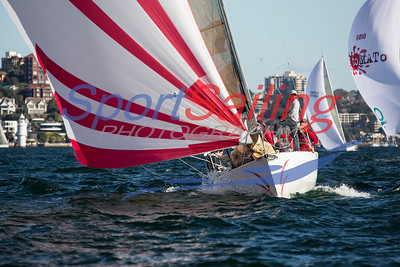 "Krakatoa - CYCA, ""Winter Series"", ""race 10"""