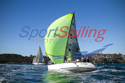 Out of Sight - CYCA Winter  Series Race 10