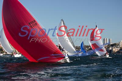 Vamos - CYCA Winter Series race 10
