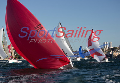 Vamos - CYCA Winter Series race 10