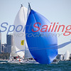 Leeward - race 10 of CYCA Winter Series 2013