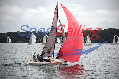 Greengate - race 9 of CYCA Winter Series
