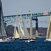 PHRF 8 Start<br /> Sail For Pride