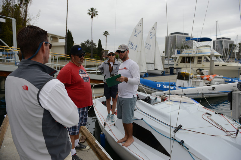 Club Keelboat Checkout, Saturday February 7, 2015
