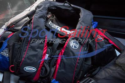 Comanche - life vests