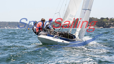 Dragon Championships by Beth Morley / www.sportsailingphotography.com