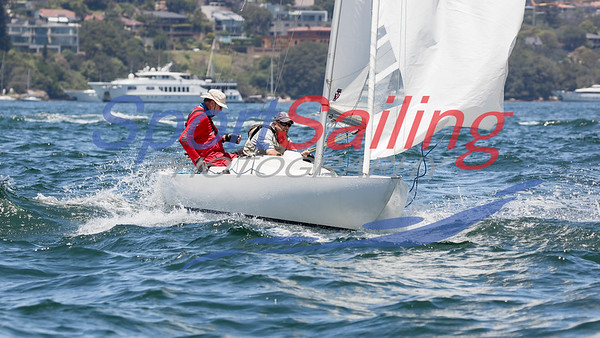 Dragon Australian Championships by Beth Morley / www.sportsailingphotography.com