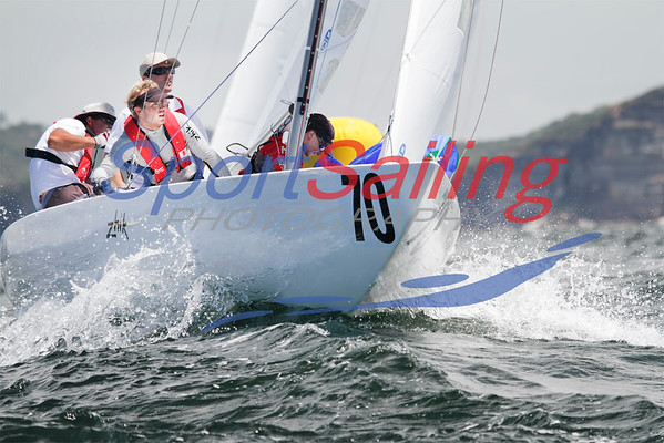 Etchells Nationals 2012