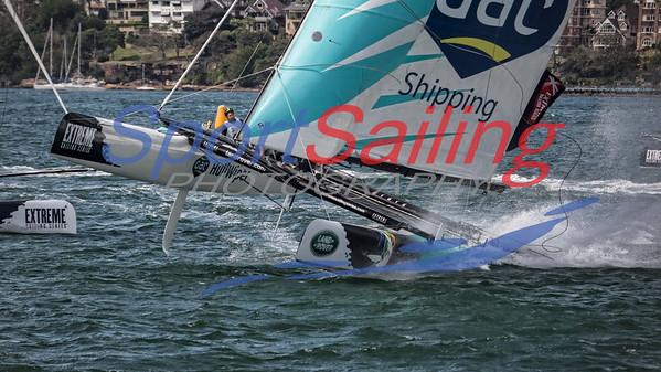 Extreme 40's Sailing Series  Extreme 40 Sailing Series 2015