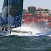 Extreme Sailing Series - Sydney 2016