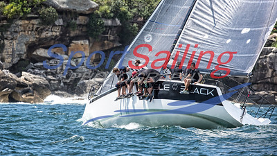 Farr 40 National Championships 2016, Double Black