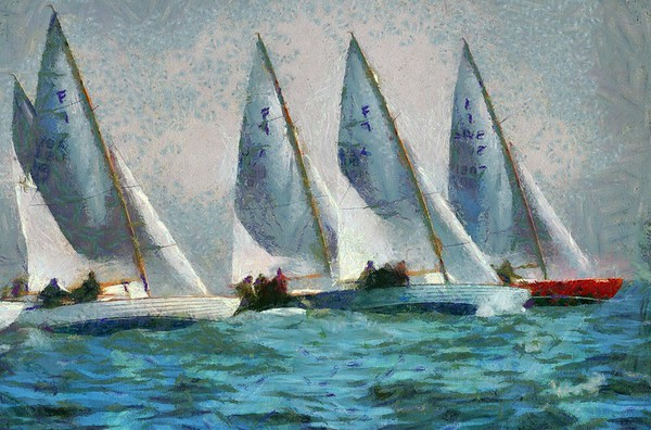 Folkboats 2015