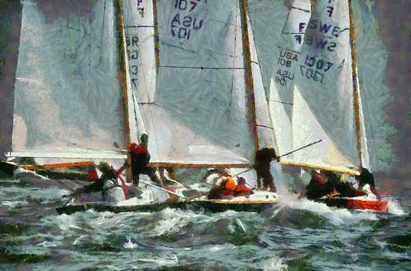 Folkboats 2017