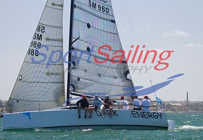 Dark Energy - Festival of Sails 2012