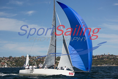 IF!, Melges 32,  Sydney Harbour Regatta 2013