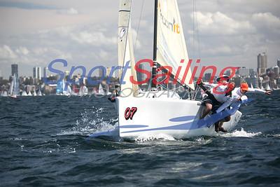 Sydney Harbour Regatta 2013