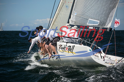 Rock n Roll,  Sydney Harbour Regatta 2013