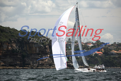 Sydney Harbour Regatta 2013