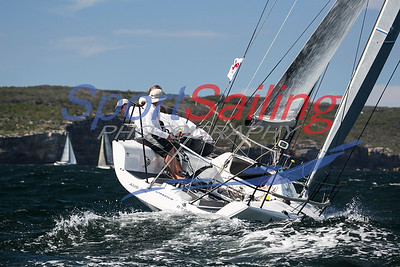 2UNLIMITED, Melges 32, Sydney Harbour Regatta 2013