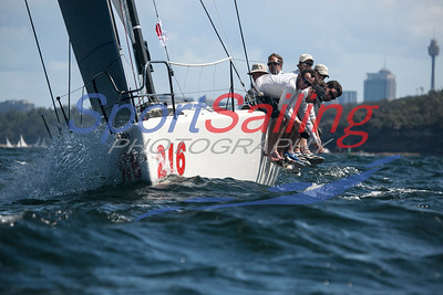 2UNLIMITED, Melges 32
