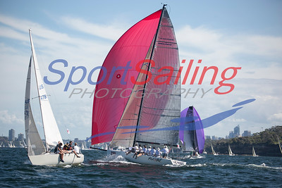 Rock n Roll, Melges 32,  Sydney Harbour Regatta 2013